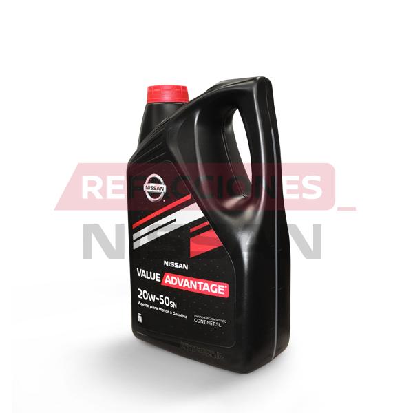 Refacciones Nissan las mejores refacciones originales para tu nissan EMG20W50VADD 1